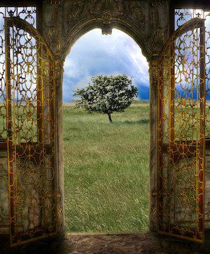 open door tree